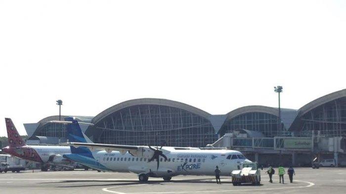 Pascagempa, Garuda Indonesia Mulai Terbang ke Palu