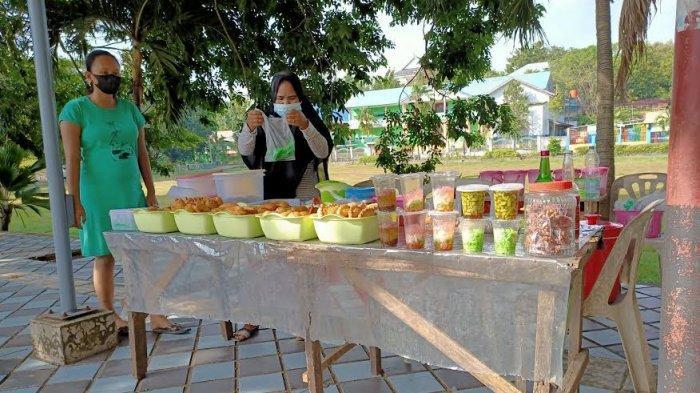Berkah Ramadhan, Masni Dapat Keuntungan Rp200 Ribu/Hari Hasil Jual Jalangkote di Bacukiki Parepare
