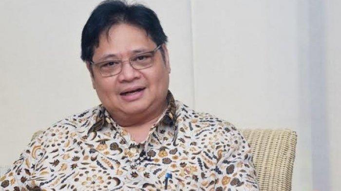 Masuk dalam Kabinet Kerja, Perjalanan Karier Airlangga Hartarto Pernah Jadi Menteri Perindustrian