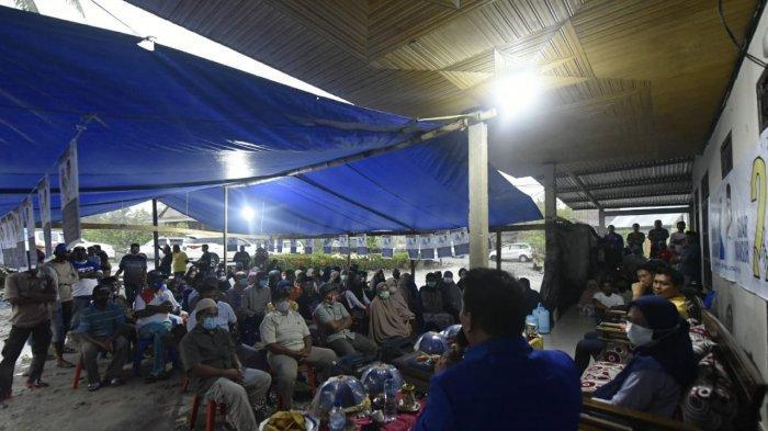 Masyarakat Desa Beringin Jaya Putuskan Dukung Pasangan Indah-Suaib