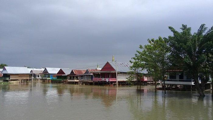 Masih Ada 9 Desa dan Kelurahan Tergenang Air Banjir di Wajo