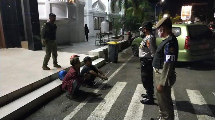 61 Orang di Wajo Disuruh Pungut Sampah, Push Up dan Hafal Pancasila, Ini Penyebabnya