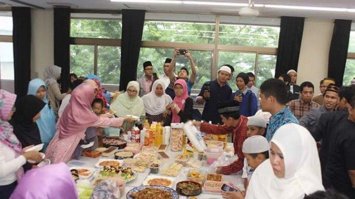 Muslim Matsuyama Jepang Jaga Spirit Ramadan
