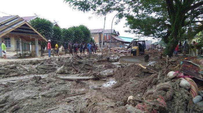 Update Terkini Perkembangan Penanganan Banjir Bandang Luwu Utara Berdasarkan Rapat BPBD dan Relawan