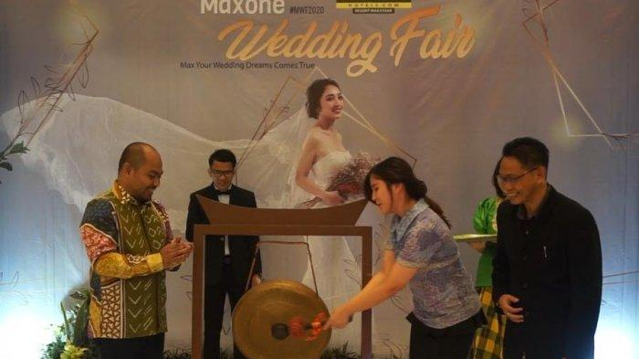 MaxOne Wedding Fair 2020 Usung Konsep Pernikahan Outdoor