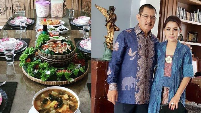 Mayangsari Siapkan Makanan Putra Presiden ke-2 Soeharto, Menunya Jadi Sorotan, Banjir Komentar Artis