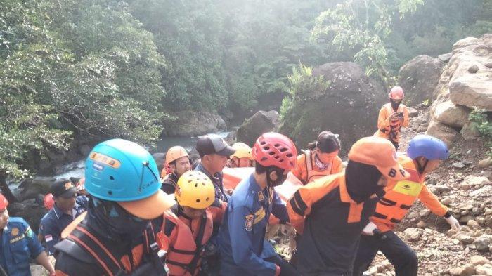 Mahasiswa FTI UMI Ditemukan Tewas Tenggelam di Air Terjun Pung Bunga Maros, Kronologi, 18 Jam Dicari