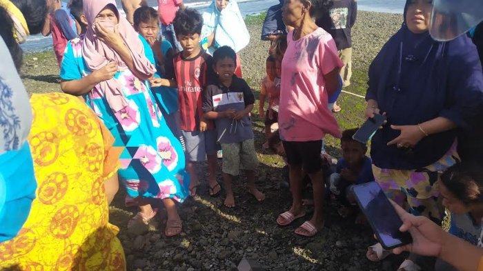 Mayat Bayi Laki-laki Ditemukan Dekat TPI Bantaeng, Begini Kesaksian Warga