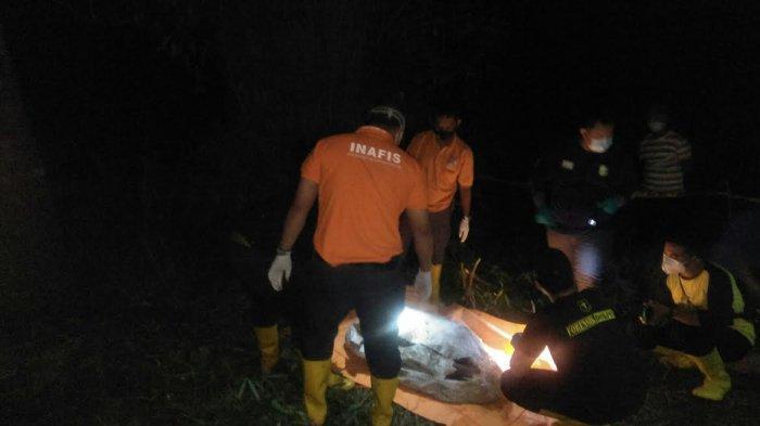 Polisi Temukan Bekas Tusukan di Tubuh Mayat Terbungkus Karung di Gowa