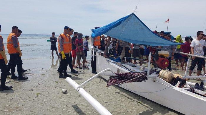 Nelayan Mamuju Tengah yang Hilang Ditemukan Tewas