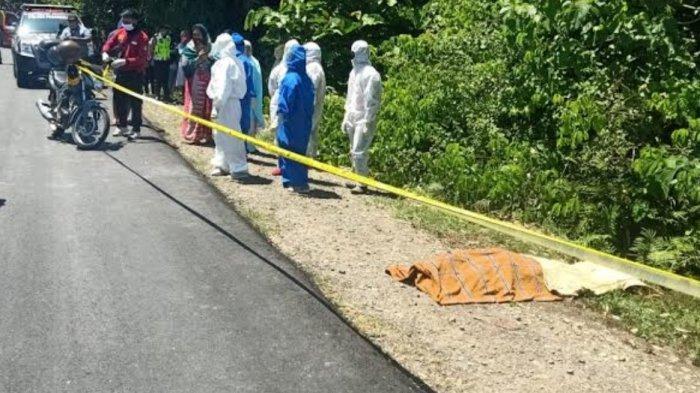 Ada Mayat Laki-laki Ditemukan di Pinggir Jalan Trans Sulawesi Pasangkayu