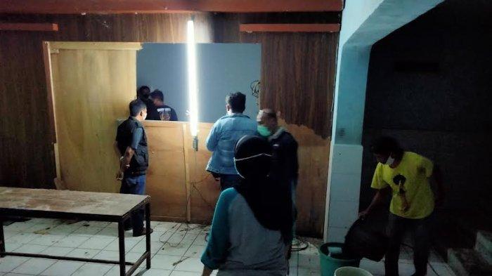 Identitas Mayat Pria di Dalam Kampus Universitas Satria Makassar