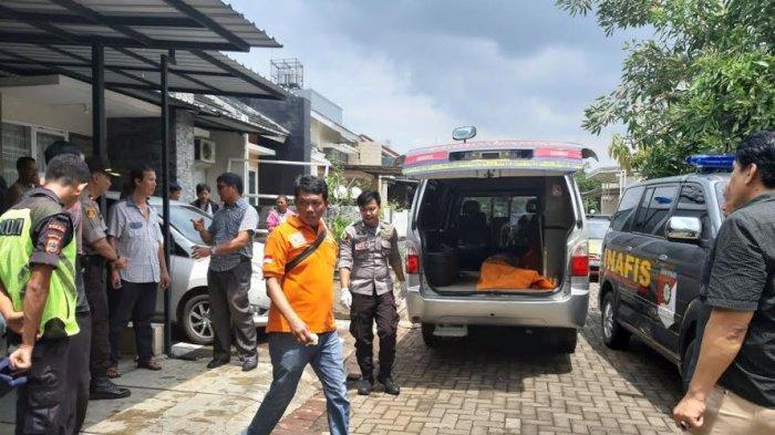 BREAKING NEWS: Mayat Pria Ditemukan di Perumahan Jl Metro Tanjung Bunga
