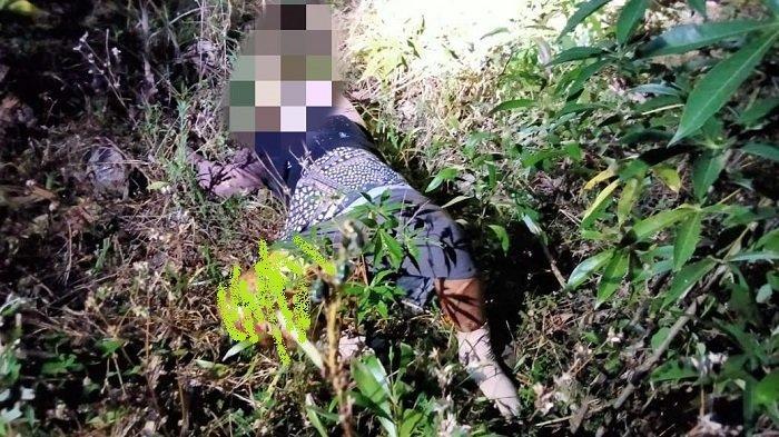 Mayat Perempuan Tanpa Identitas Ditemukan di Tompobulu Gowa