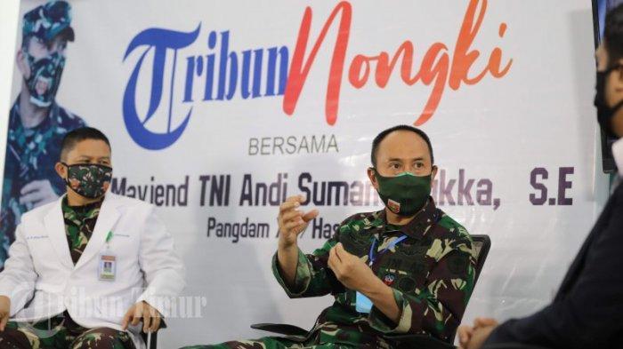 Hari Ini Kodam XIV Hasanuddin Genap 63 Tahun, Berikut Lintasan Sejarah dan Daftar Pangdam