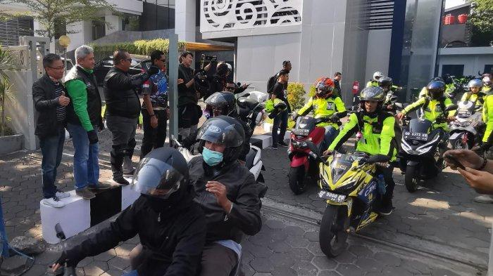 Foto-foto: 300-an Anggota Mandiri Bikers Club Indonesia Ikuti Kopdarnas di Bira Bulukumba
