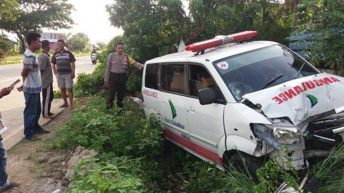 Korban Tewas Tertabrak Ambulans di Barru Bertambah Satu, Puang Juma Susul Ponakan