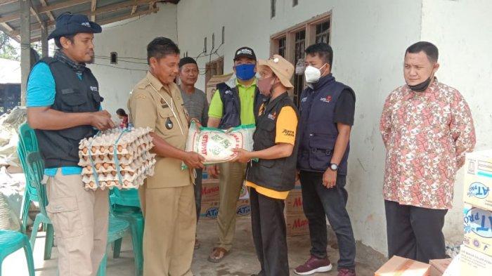 MDMC Palopo Salurkan Bantuan untuk Korban Angin Puting Beliung di Luwu