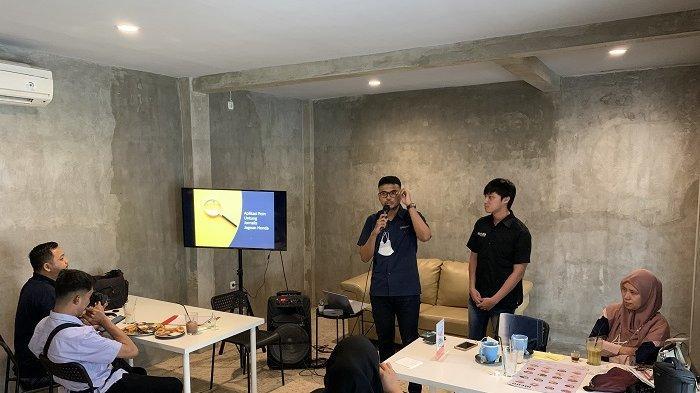 Asmo Sulsel Hadirkan Aplikasi Poin Untung Jurnalis Jagoan Honda