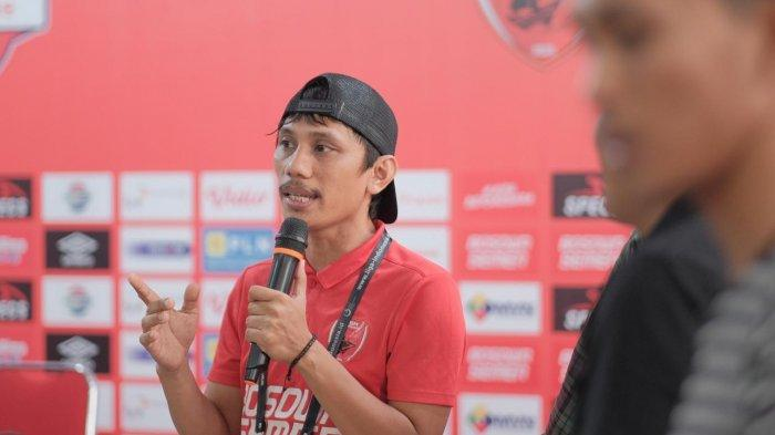 Media Officer PSM Makassar, Sulaiman Abdul Karim