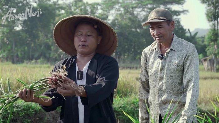 Ini Tips Dari Narji Agar Petani Milenial Berjaya di Bisinis Pertanian