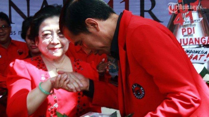Megawati Dapat Jabatan di BRIN dari Jokowi Setelah Dewan Pengarah BPIP,  Kini Ketum PDIP Disinggung