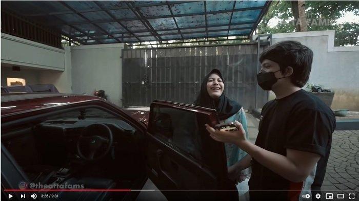Aurel Hermansyah Merengek Minta Makan di Restoran, Atta Halilintar Tebak Harga Air Mineral Istrinya