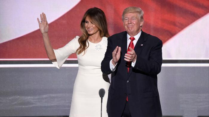 VIDEO: 20 Januari 2017, Melania Trump Resmi Jadi 'Flotus'