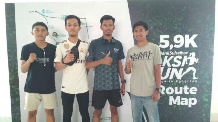 Wajo Runners Bakal Meriahkan Bank Sulselbar Aksi Run 2020