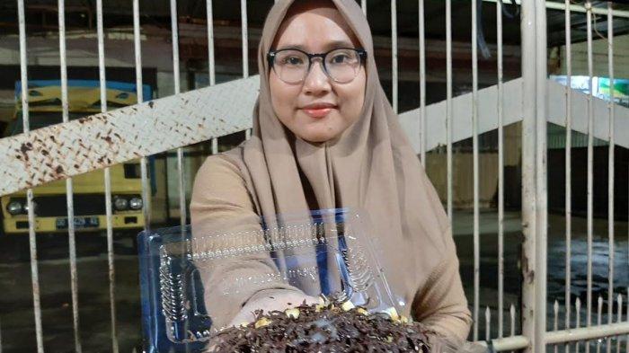 Mencoba Jagung Bakar Serut Aneka Rasa ala Kedai Jagung Bakar Barokha di Makassar
