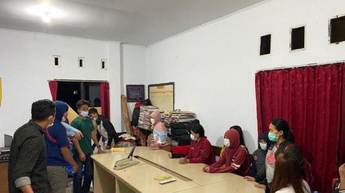 Mencuri di Tempat Kerja, 16 Pegawai Sejahtera Mart Tana Toraja Ditangkap Polisi