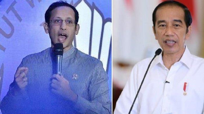 Berikut 4 Tugas Baru Mendikbud Nadiem Makarim dari Jokowi Secepatnya Dilaksanakan, Masuk KPI Dosen