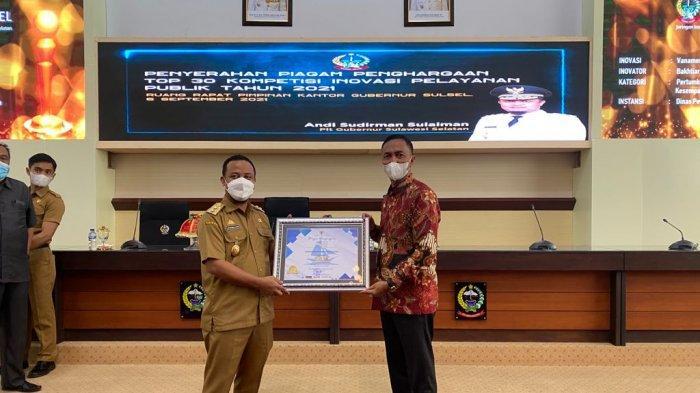 Inovasi Venemerator Budidaya Udang Vename di Kabupaten Wajo Dapat Penghargaan