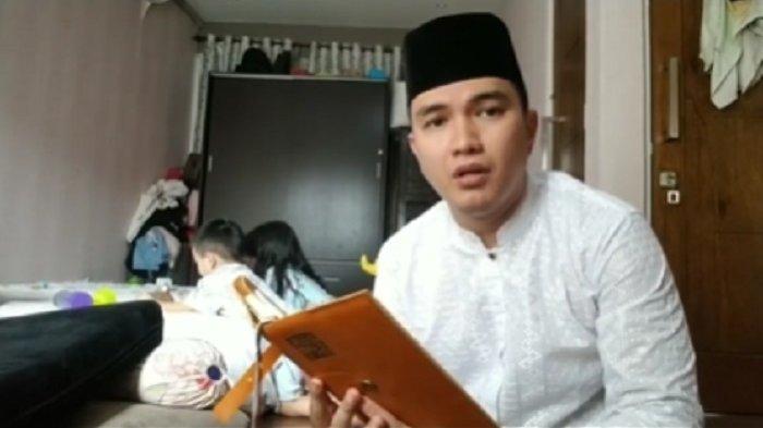 Mengaku ustaz, Aldi Taher ajak Jokowi, Megawati, Prabowo Subianto, Raffi Ahmad, Sandiaga Uno rajin mengaji