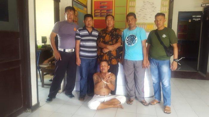 Diduga Pakai Sabu-sabu, Lelaki Bertato di Pitumpanua Wajo Ditangkap Polisi