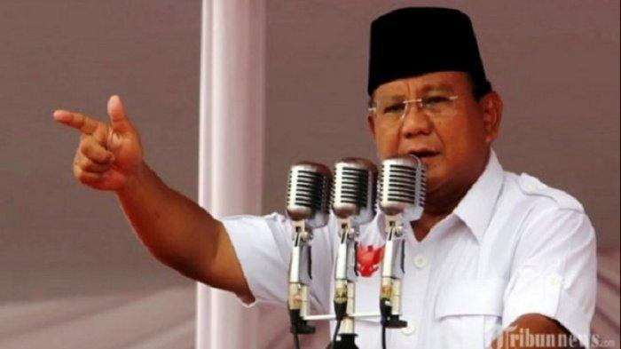 Menhan Prabowo Perintahkan Panglima TNI Sediakan Pesawat Angkut Alat Kesehatan dari Shanghai China