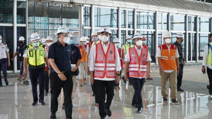 Progres Pengembangan Bandara Sultan Hasanuddin Sudah 68,7 Persen