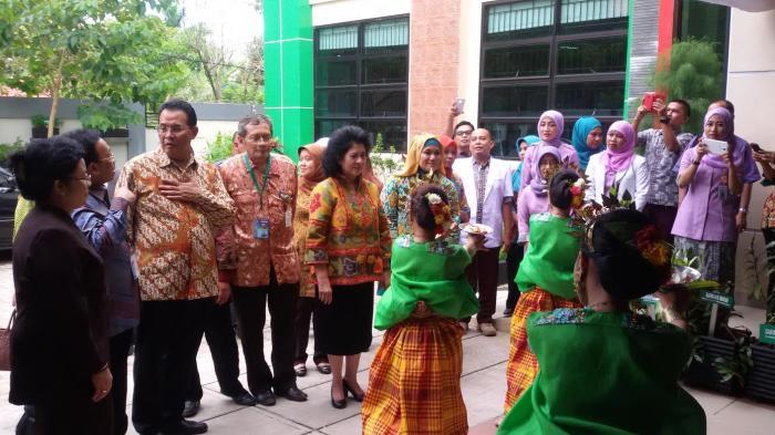Menkes Resmikan Balai Kesehatan Tradisional Masyarakat Makassar