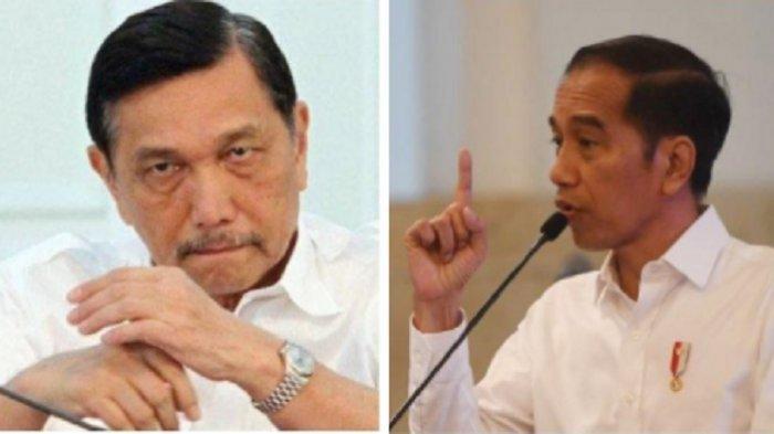 Pesan Jokowi ke Jenderal Luhut:  Pastikan Tidak Ada Rakyat Susah Dapat Makan Karena PPKM Darurat!