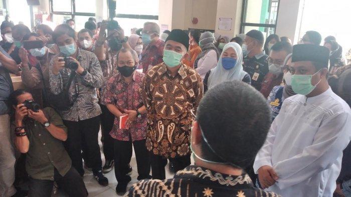 Menteri Muhadjir Effendy Prihatin, 50 Pasien Gangguan Jiwa di RS Dadi Tak Dicover BPJSKes