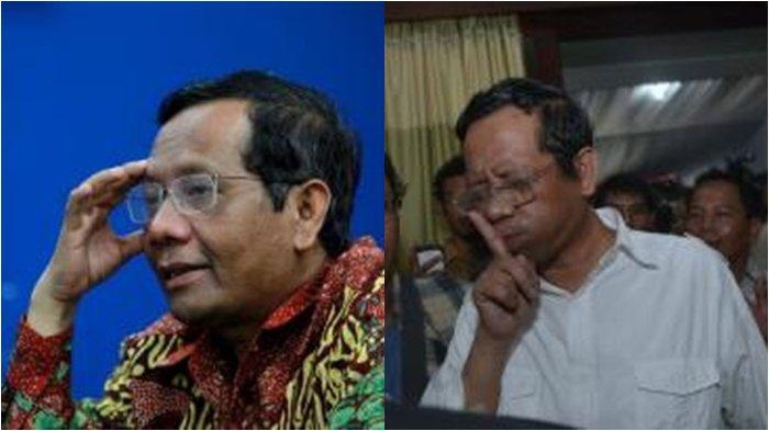 Mahfud MD Blak-blakan soal di-PHP Jokowi dan SBY Ayah Agus Harimurti Yudhoyono, Sakit Hati Nggak?