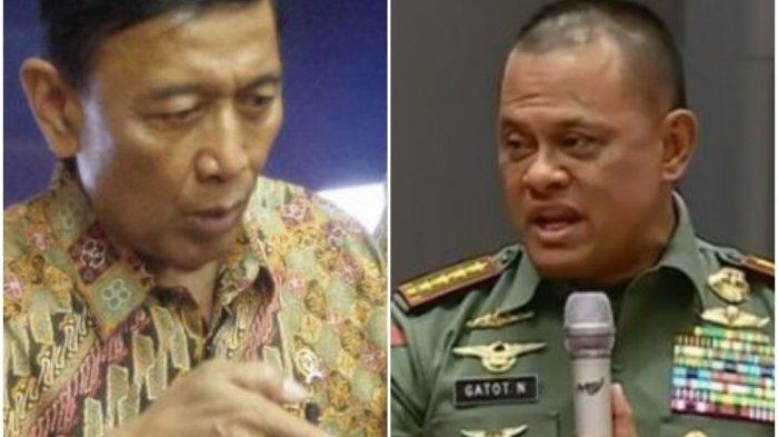 Menteri Wiranto: Impor Senjata Brimob Bermasalah. Berarti, Jenderal Gatot Benar Dong?