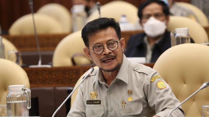 Mentan Syahrul Yasin Limpo Jabarkan Peningkatan Kesejahteraan dan Ekspor Pertanian di DPR