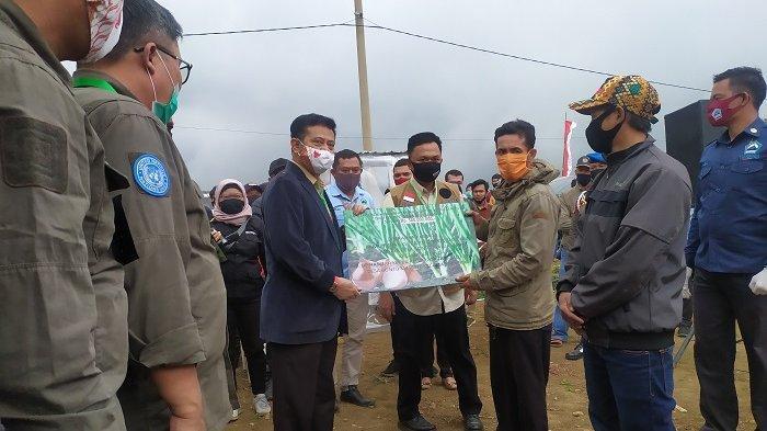 Mentan SYL Bawa Bantuan untuk Petani Bantaeng Rp 13 M