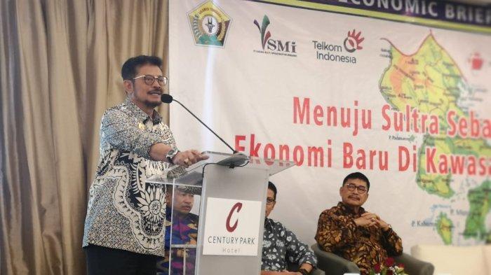 Mentan SYL: Pertanian Sulawesi Tenggara Kekuatan Ekonomi Indonesia Timur
