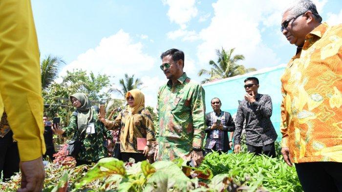 Kementan Bangun Kekuatan SDM Pertanian, Wujudkan Visi Indonesia Maju