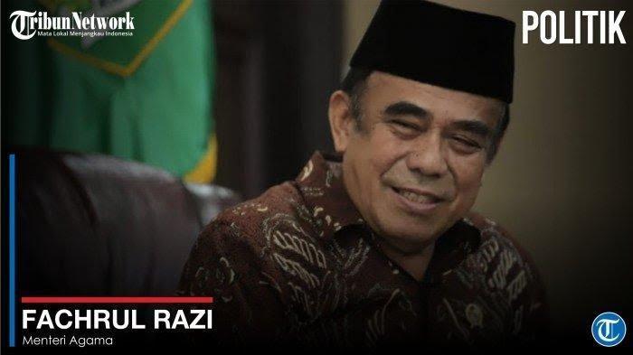 Fakta Menteri Agama Fachrul Razi Positif Covid-19, Benarkah Kantor Kemenag akan di-Lockdown?