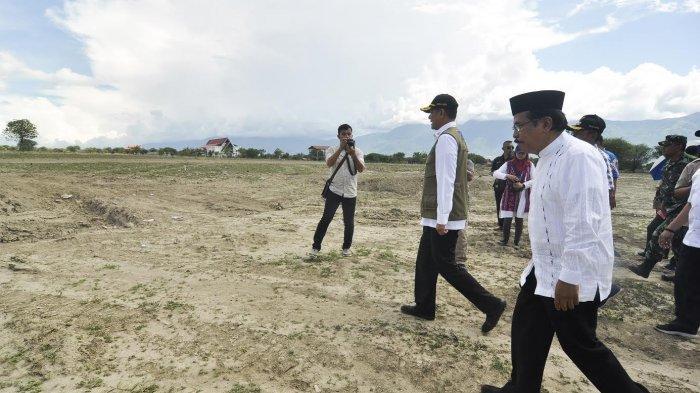 Pembebasan Lahan Selesai, Hunian Tetap Korban Bencana Palu di Kelurahan Tondo