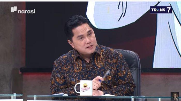 Syarat Karyawan Terdampak Covid-19 Dapat Uang Bulanan Rp 600 Ribu, Erick Thohir: Non-PNS BUMN