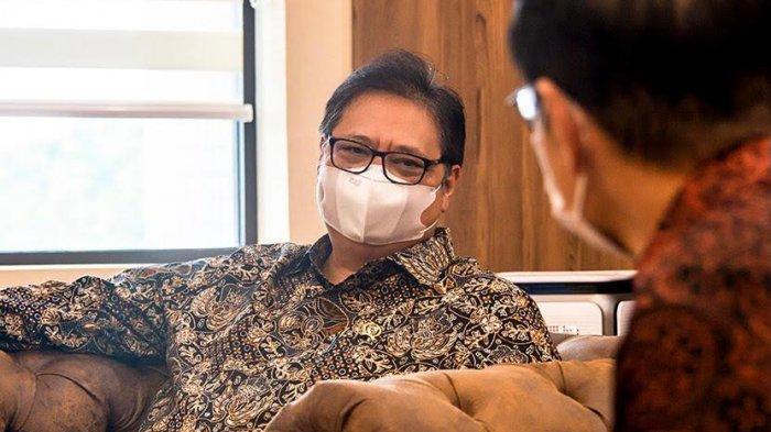 Triwulan II 2021 Pertumbuhan Ekonomi Indonesia Capai 7,07%
